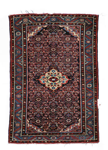 A Lillihan rug size approximately 4ft. x 6ft.