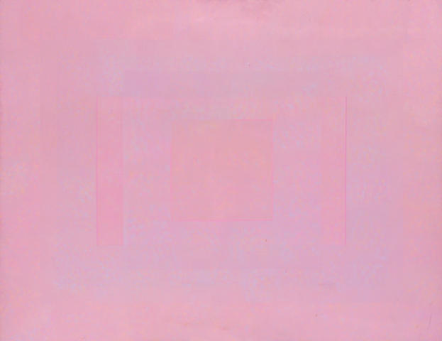 Elyn Zimmerman (born 1945) Untitled, 1971 84 x 108in (213.4 x 274.3cm) unframed