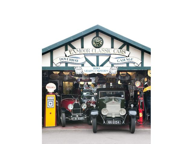 The Exmoor Classic Car Museum Collection