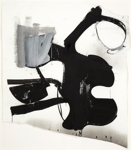 Wesley Kimler (born 1953) Untitled, 1993 irregular 59 x 51 1/2in (149.9 x 130.8cm)
