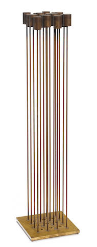 Harry Bertoia (American, 1915-1978) Sonambient Sound Sculpture, 1970s