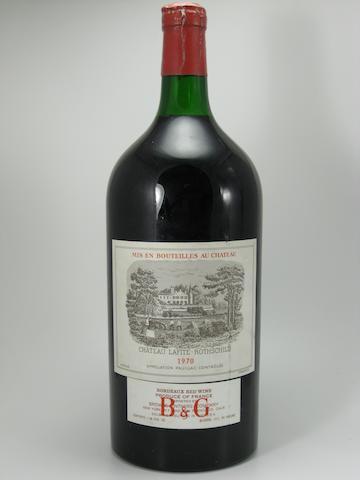 Château Lafite Rothschild 1970 (1-3L)