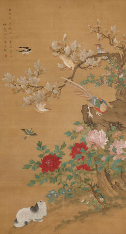 After Ma Yuanyu (19th/20th century) Birds and Flowers