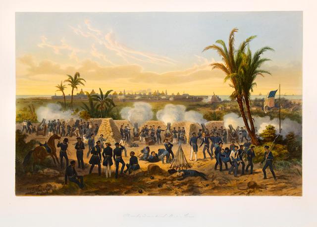 Kendall War 1851