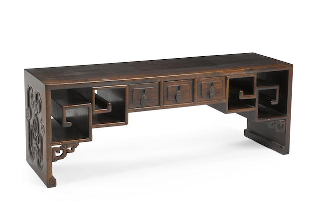 A huali low table 19th century