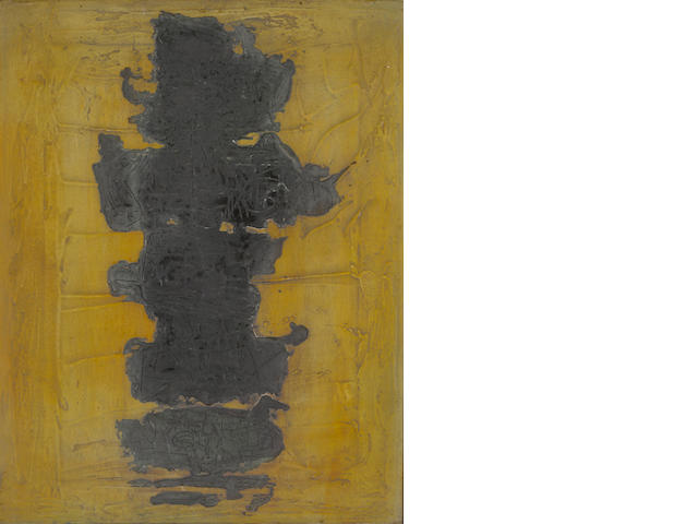 Ynez Johnston (born 1920) Untitled, 1961 18 x 14in (45.7 x 35.6cm)