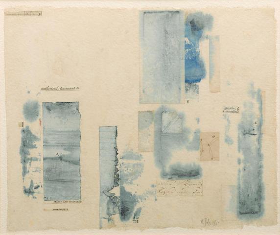 William Dole (1917-1983) Coterie, 1972 11 x 13 1/4in (27.9 x 33.7cm)