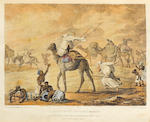 LYON, GEORGE FRANCIS, CAPTAIN. 1795-1832. A Narrative of Travels in Northern Africa, in the Years 1818, 19, and 20; Accompanied by Geographical Notices of Soudan, and of the Course of the Niger. London: John Murray, 1821.