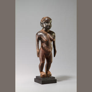 Ababwa Female Figure