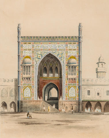 PUNJAB. Original Sketches in the Punjaub. By a Lady. London: Dickinson, 1854.