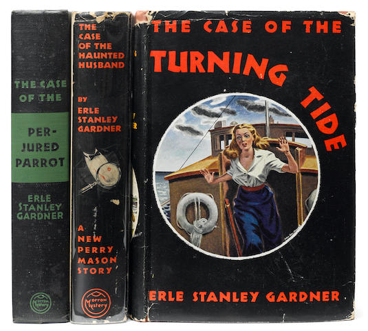 GARDNER, ERLE STANLEY. 1889-1970. 1. The Case of the Perjured Parrot.