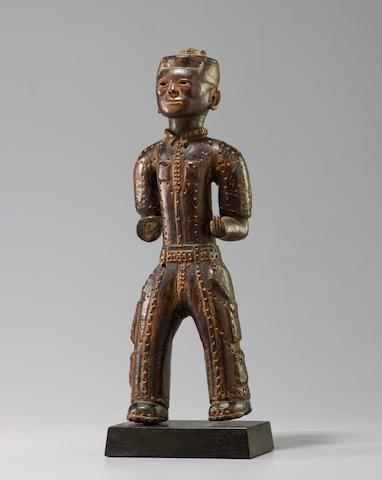 Makonde Male Figure, Mozambique