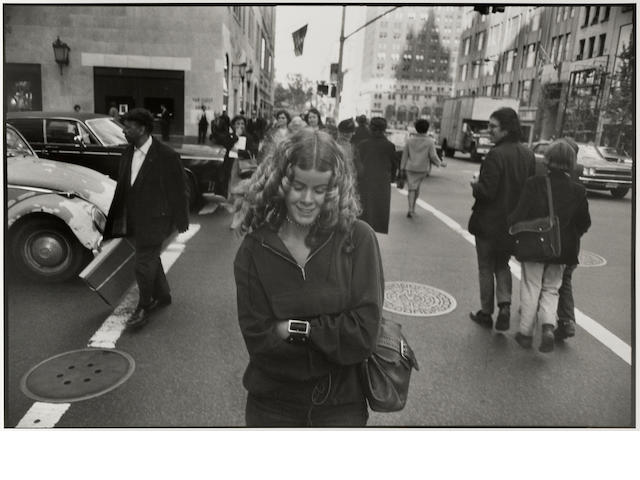 Garry Winogrand (1928-1984); Selected Images, from Women are Beautiful; (4)