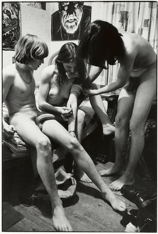 Larry  Clark (born 1943); Untitled, from Tulsa;