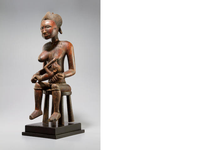 Baule Maternity Figure