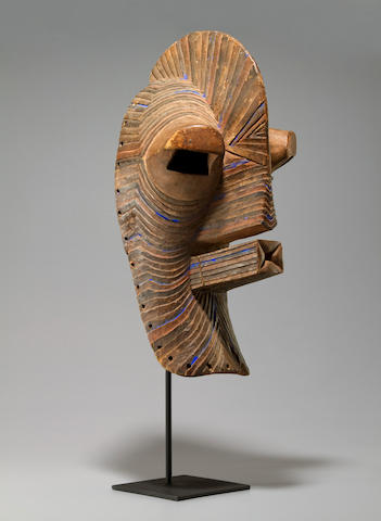 Songye Mask, Democratic Republic of the Congo