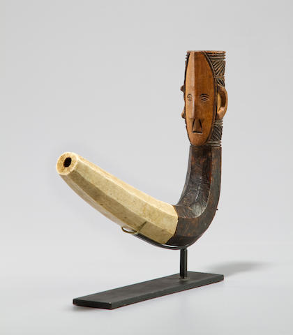 Zande Pipe, Kinshasa, Uele Region, Democratic Republic of the Congo