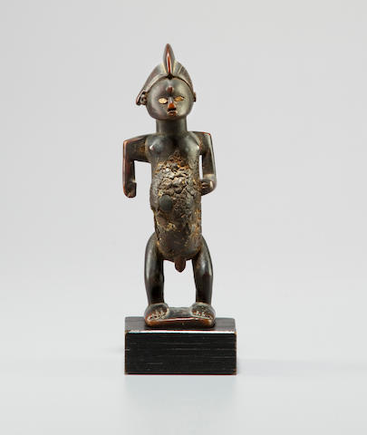 Bembe Standing Male Figure, Democratic Republic of the Congo