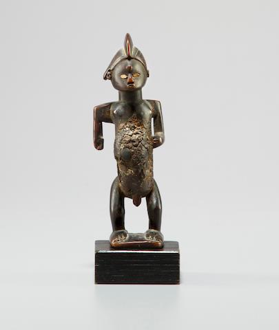 Bembe Standing Male Figure, Democratic Republic of the Congo