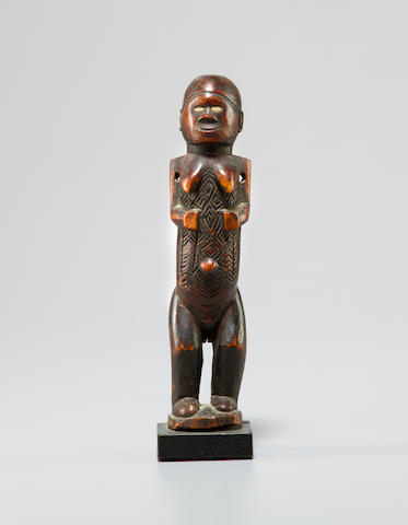 Bembe Standing Female Figure, Democratic Republic of the Congo