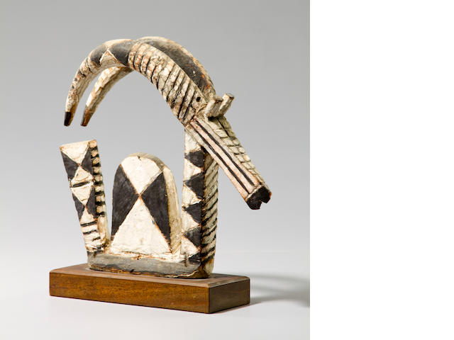 Mossi Antelope Headdress