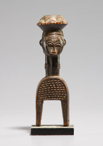 Baule Heddle Pulley, Ivory Coast