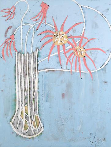 Craig Kauffman (1932-2010) Still Life, 1988 41 1/4 x 31 1/2in (104.8 x 80cm) unframed