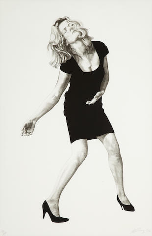 Robert Longo (born 1955); Barbara;