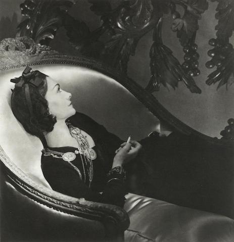 Horst P. Horst (1906-1999); Coco Chanel, Paris;