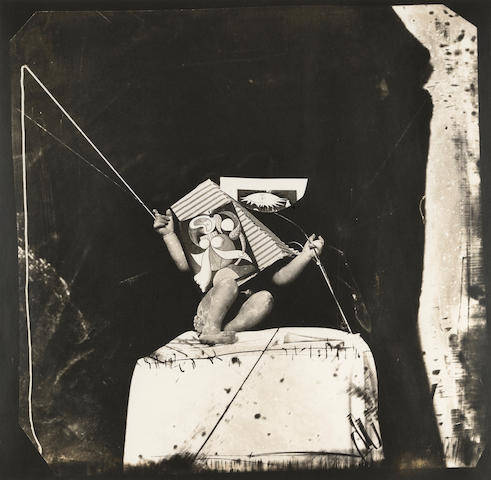 Joel-Peter Witkin (born 1939); Pygmalion, New Mexico;