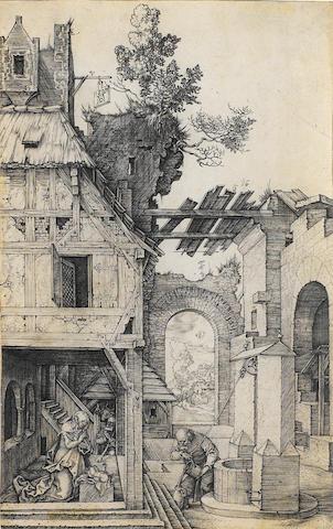 Albrecht Dürer (1471-1528); The Nativity;