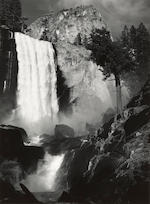 Ansel Adams, Portfolio, What Majestic Word;