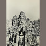 A PHOTOGRAPHIC ALBUM OF ANGKOR WAT, CAMBODIA.. CIRCA 1940S.