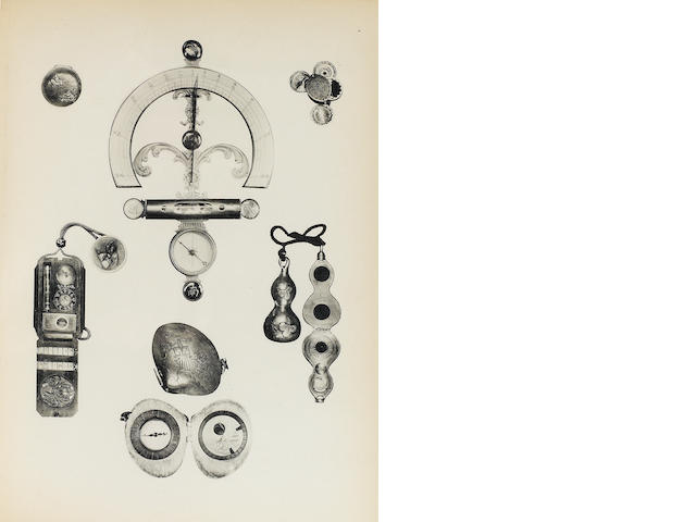 MODY, N.H.N.  A Collection of Japanese Clocks. London: Kegan Paul, Trench, Trubner [and] Japan: J.J. Thompson, 1932.