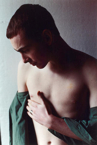 Wolfgang Tillmans (born 1968); Studio;