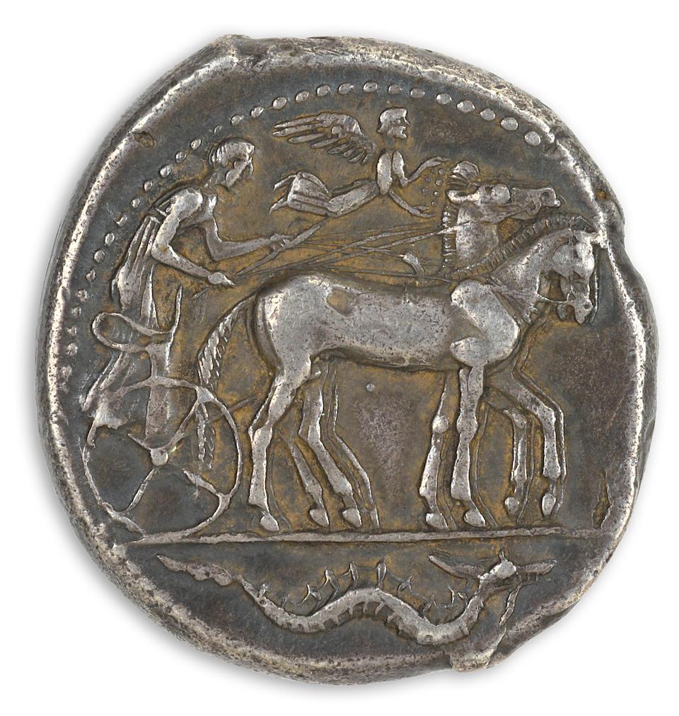 Bonhams : A Collection of Ancient Greek Coins