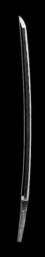 A Bizen Juyo katana Attributed to Unju, Nanbokucho period, (14th century)