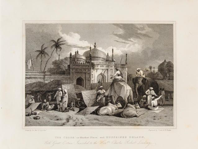 [D'OYLY, CHARLES. 1781-1845.] [Antiquities of Dacca. London: J. Landseer, c.1814-1827.]