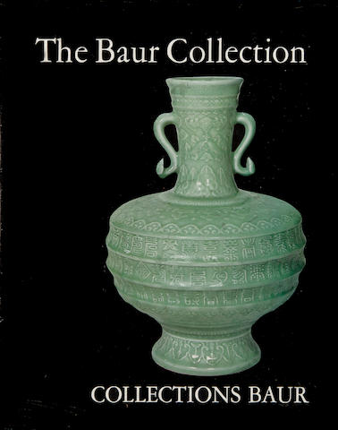 Ayers, John, The Baur Collection, Chinese Ceramics PLUS HOWARD & AYERS