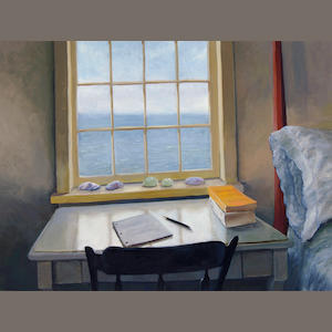 Anna Brelsford McCoy (American, born 1940) Writing Table, 2001 30 x 40in