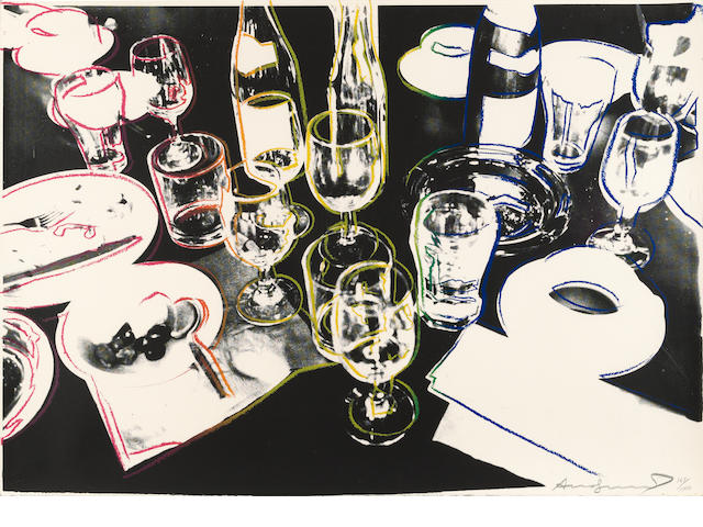 Andy Warhol (1928-1987); After the Party;