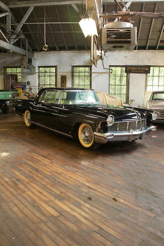 1957 Lincoln Continental Mark II Coupe  Chassis no. C56N3500