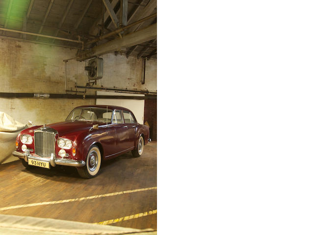 Purchased new by John Adam Day, Esq.—the Sheriff of Devon, long-term East Coast ownership,1962 Bentley Bentley S3 Continental 'Flying Spur' Saloon  Chassis no. BC91CZ