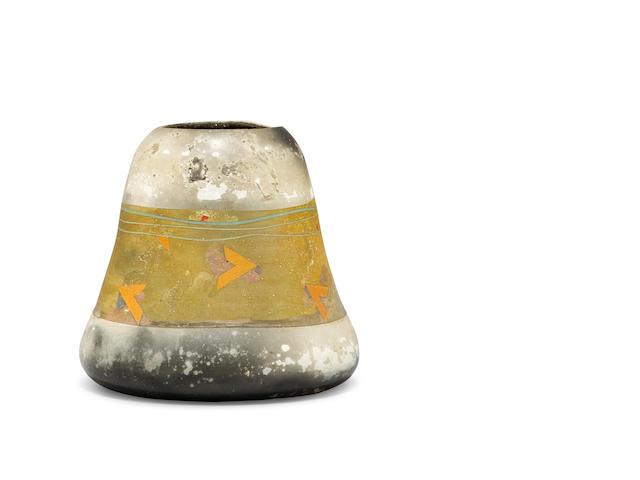 Bennett Bean (American, born 1950) Vase, circa 1979