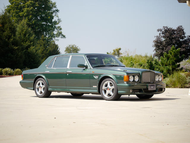 1998 Bentley Turbo RT Mulliner Saloon   Chassis no. SCBZP25C0WCX66709