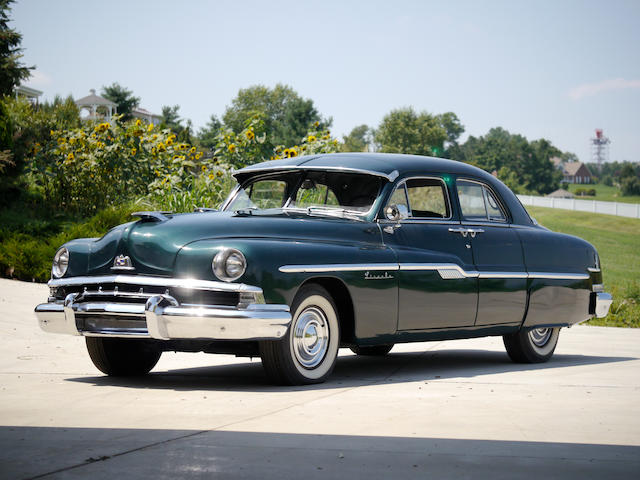 1951 Lincoln Cosmopolitan Sedan  Chassis no. 51LP15854L