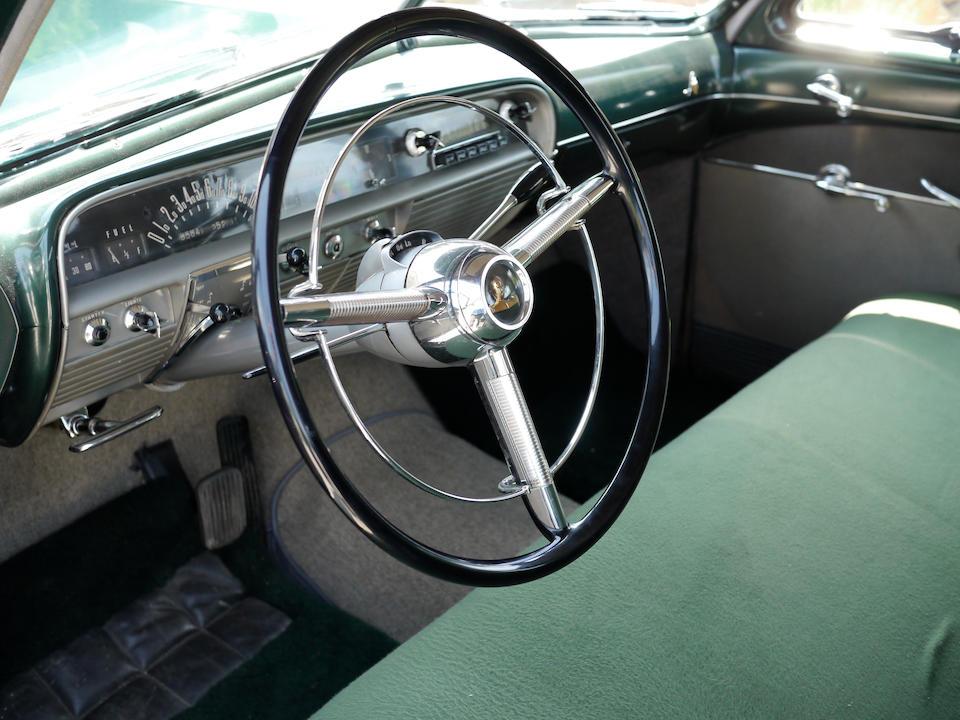 1951 Lincoln Cosmopolitan Sedan  Chassis no. 51LP15854L