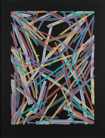 Charles A. Arnoldi (born 1946); Untitled #5;