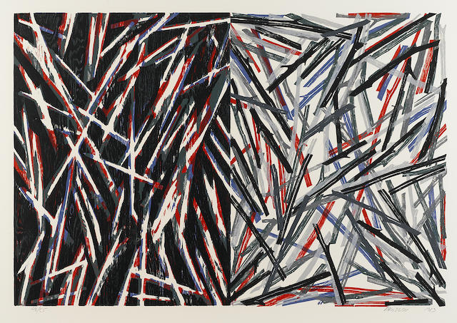 Charles A. Arnoldi (born 1946); Untitled #3;