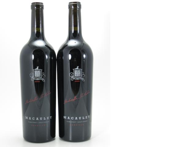 Macauley Cabernet Sauvignon, Beckstoffer To-Kalon Vineyard 2006 (11)
